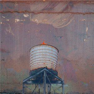 Sera 2 Water Tower Print By Iskra
