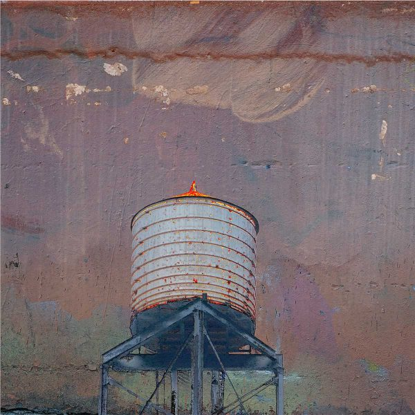 Sera 2 Water Tower Print By Iskra