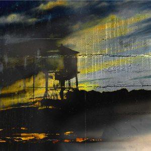 Tramonto Watertower Iskra Print