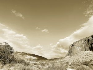 Canyon Creek Sky Iskra Landscape