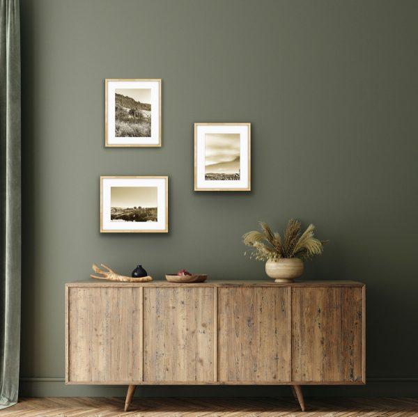 Western Landscapes Salon style 3