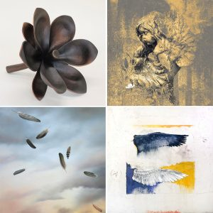 A Wing and a Prayer at Museo Gallery