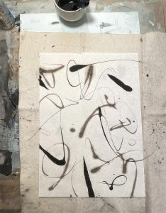 Mark Making Iskra Calligraphy
