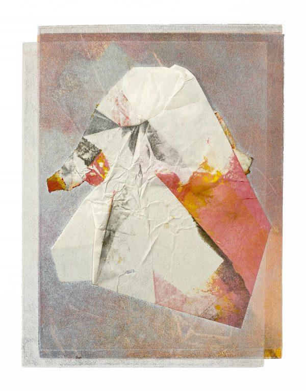 The Infanta Iskra Monoprint