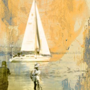 The Sailboat New Media by Iskra