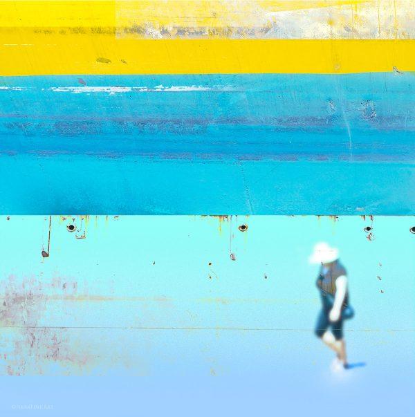 Beachwalker by Iskra